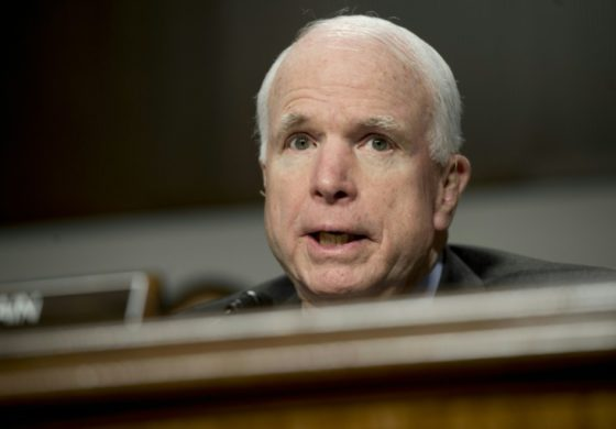 US Senate icon McCain diagnosed with brain cancer
