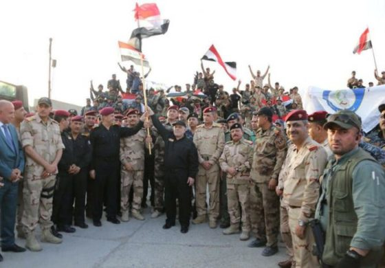Iraqi PM declares victory over Islamic State in Mosul