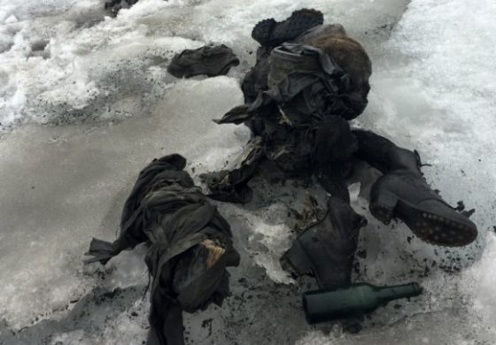 Missing Swiss couple found preserved in ice