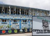 CCC unveils new administrative offices