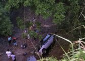 Three injured in River Doree accident