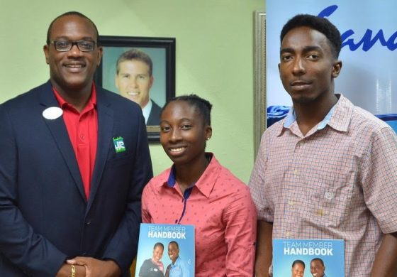Two Saint Lucians Off to Barbados, Grenada In Sandals Internship Programme