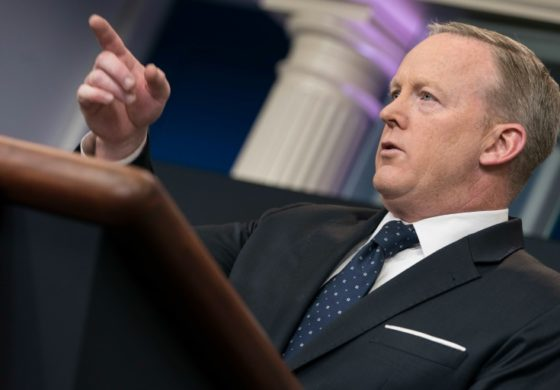 Sean Spicer abruptly resigns as White House Press Secretary