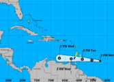 Tropical storm watch discontinued for St. Lucia