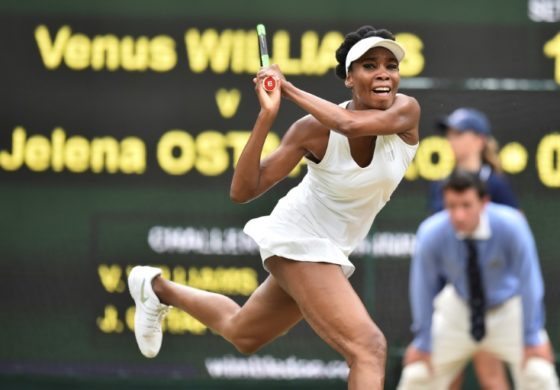 History on line as Konta faces Venus showdown in Wimbledon semis