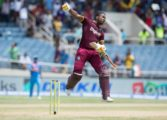 Lewis ton carries West Indies to thumping T20 win over India