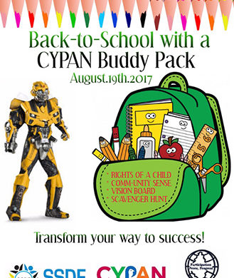 CYPAN Buddy Pack