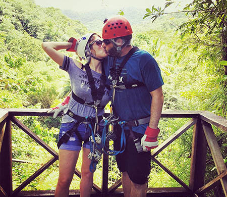 Florida Honeymoon Sweepstakes Winner Lauds Saint Lucia