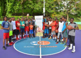 Sandals Foundation continues to support Saint Lucia youth through basketball