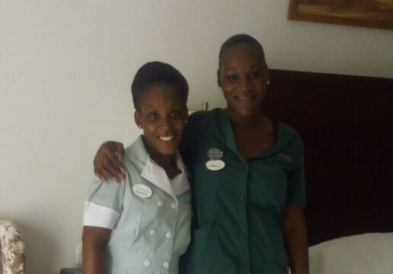 For the Love of Housekeeping at Sandals – Meet Michelle Francis