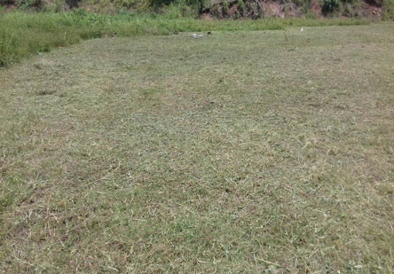 Country Strikers Youth & Sports Club Embarks on Field Maintenance Project