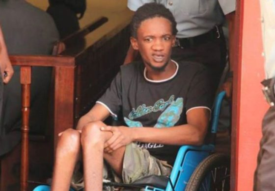 Wheelchair-bound murder accused found dead