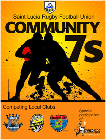 St. Lucia Rugby Football Union's Community 7s Tournament
