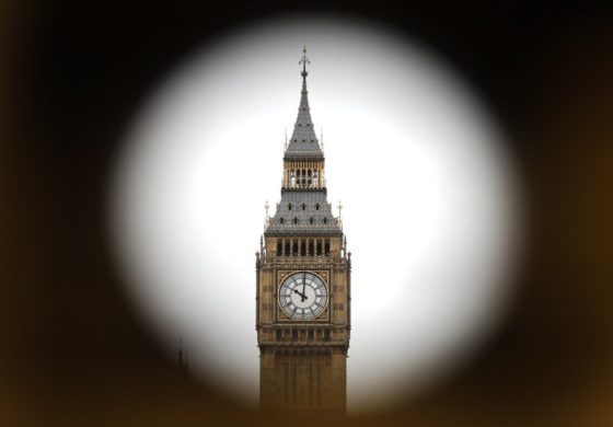 Big Ben's bell goes silent for years of repairs