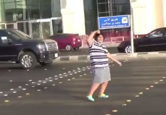Saudi police release teenager detained for dancing in street