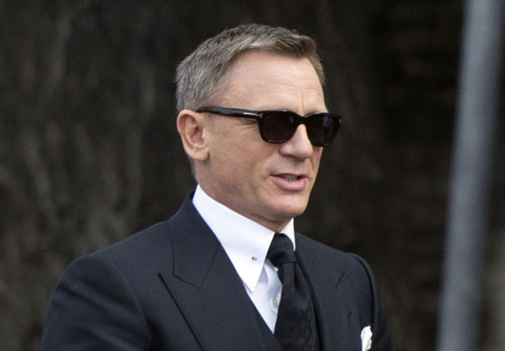 Daniel Craig to return as James Bond