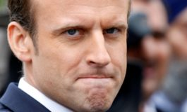 French 'falling out of love' with Macron