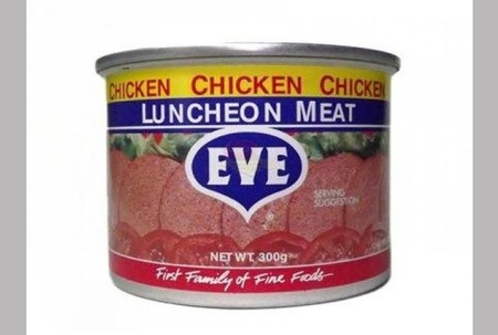 Barbados: Recall on Eve Luncheon Meat