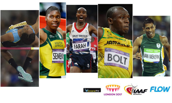 Saint Lucia Set To Witness Bolt And Spencer Live