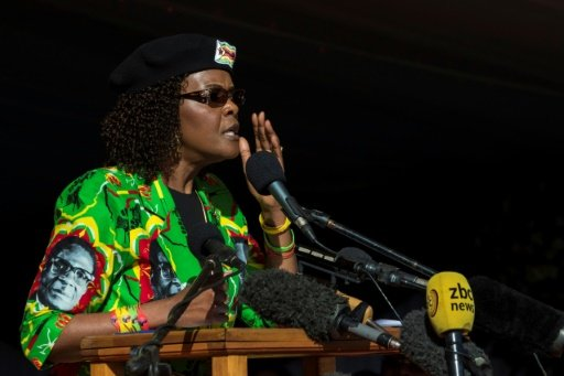 Grace Mugabe given diplomatic immunity in assault case