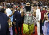 Security high before Indian court sentences guru for rapes