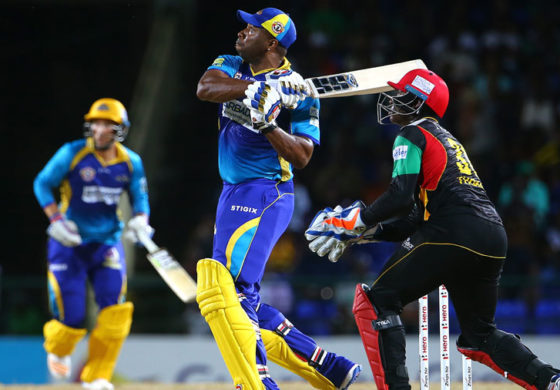 Pollard fifty not enough to save Tridents