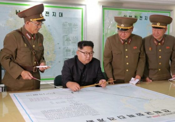 North Korean leader holds off on Guam threat