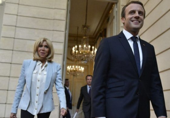 Petition seeks to stop Brigitte Macron from being official 'First Lady'