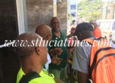 Mayor Francis wants more St Lucian products sold in Castries market