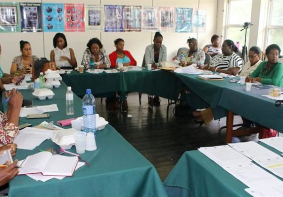 Research training for poverty underway in OECS