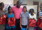 Credit Union presents annual scholarships