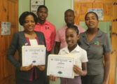 Students Receive Scholarships From Elks