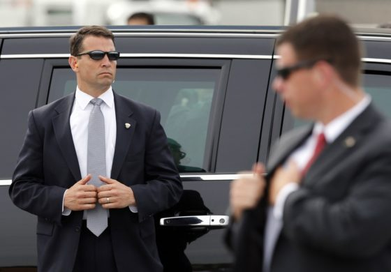 US Secret Service out of money to pay agents