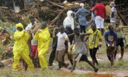 Death toll in Sierra Leone mudslides expected to rise
