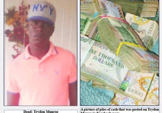 Guyana: Dead bandit was prison officer