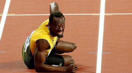 Bolt hits out at doubters