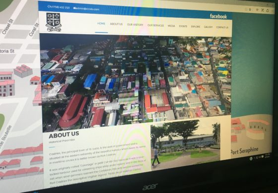 Office of Mayor launches official website