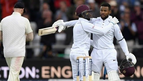 Shai Hope the hero in thrilling West Indies win