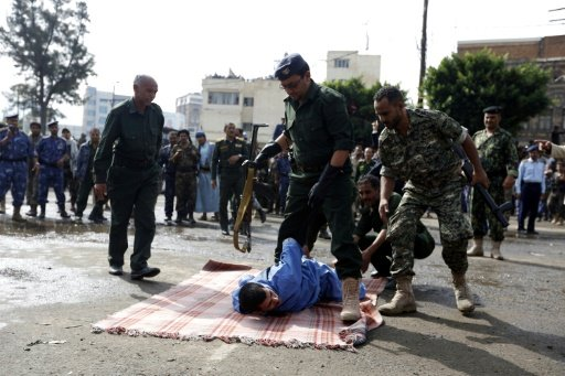 Yemeni man executed for rape, murder of 4-year-old