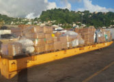 Hurricane Irma: Relief Vessel from SVG Arrives in the British Virgin Islands