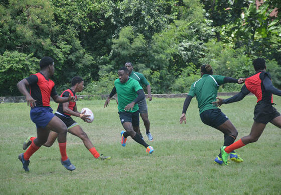 2nd leg of 2017 Community 7s Rugby Tournament