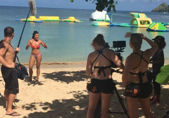 Beach Slap Completes Filming Sucessfully at Bay Gardens Resorts