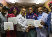 "D' All Starz recognized by New York Senate District; praised by U.S. Senator Jesse Hamilton as ""cultural ambassadors"""
