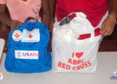 USAID Officials on the Ground in Antigua and Barbuda