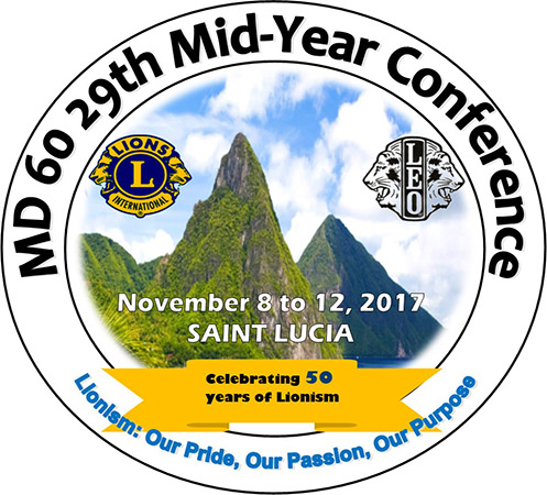 Lions and Leos Multiple District 60, 29th Mid-Year Conference