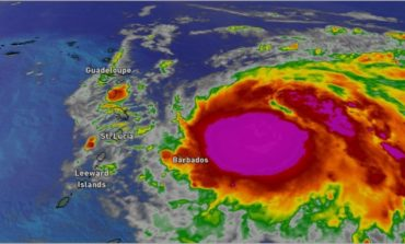 Hurricane Warning issued for St Lucia