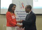 PANCAP Surprises Dominican Republic Advocate with Champions For Change Award