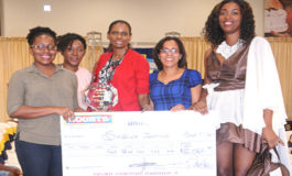 Sindiwe' James Wins Fourth Annual Courts Fashionista Competition