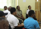 SRDF Wardens Receive Special Police Constable Training