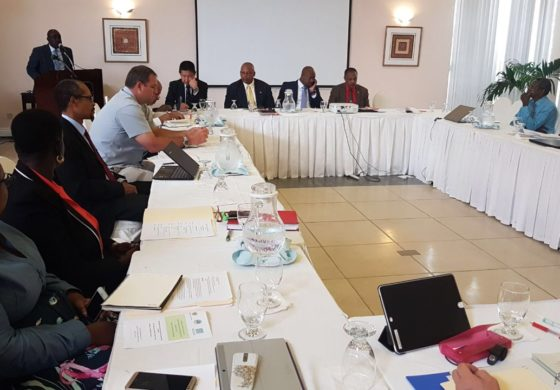 OECS Ministers review fisheries amid threats from climate change